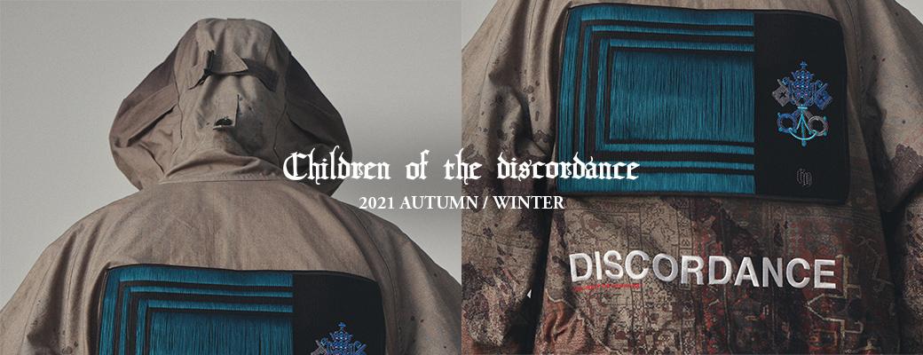 children of the discordance 2021 AW