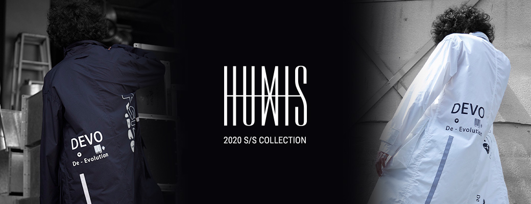HUMIS 2019 SPRING/SUMMER