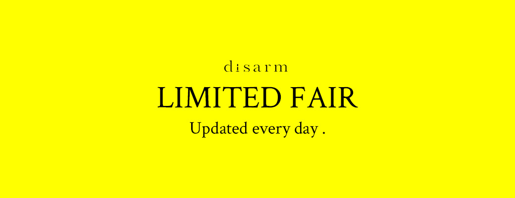 disarm LIMITED FAIR