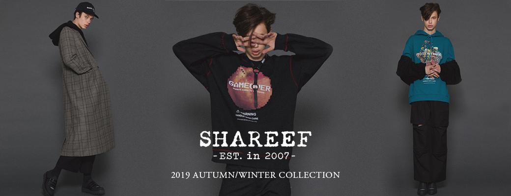 SHAREEF 2019 AUTUMN/WINTER