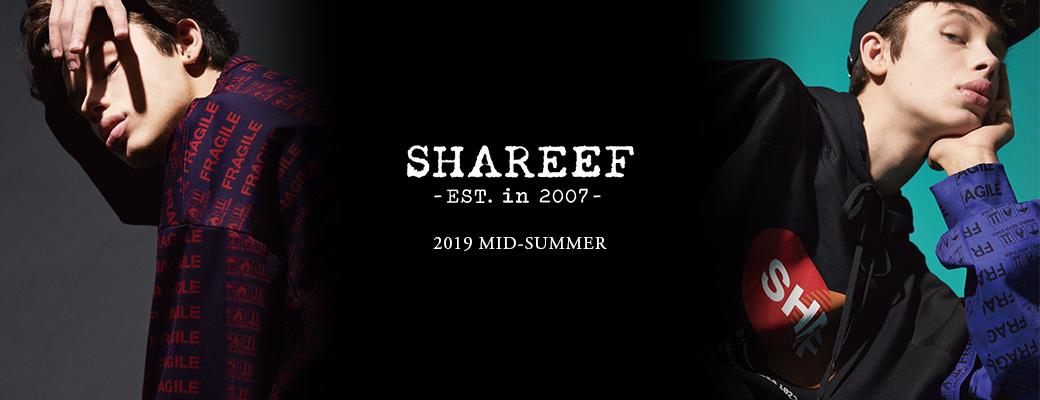 SHAREEF 2019 MID SUMMER