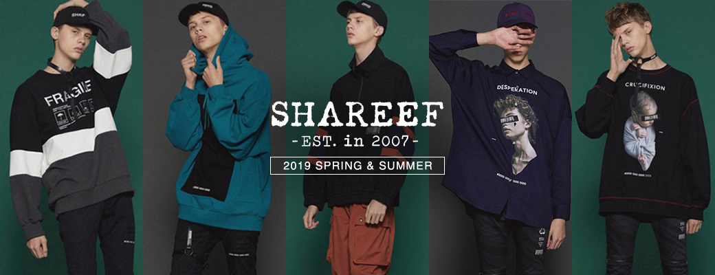 SHAREEF 2019 SPRING/SUMMER