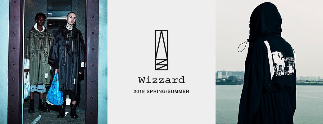 Wizzard 2019 SPRING/SUMMER